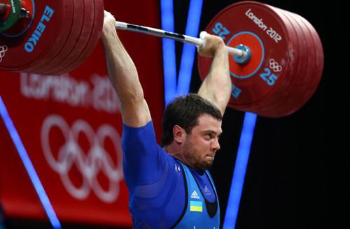 Допинг-проба украинского тяжелоатлета дала положительный результат
