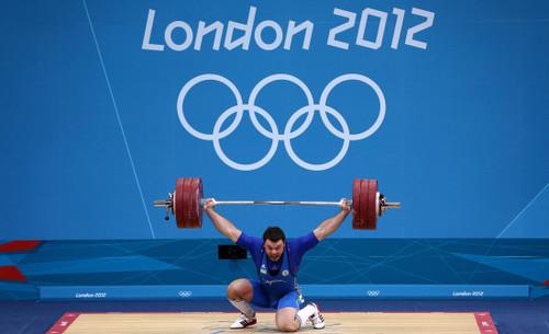 Тяжелоатлет Торохтий отстранен от выступлений из-за допинга