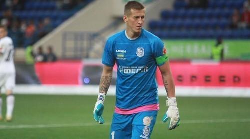 Вратарь Черноморца Литовченко может перейти в грузинский клуб