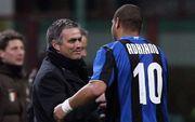 АДРИАНО: «Моуриньо – важный тренер для меня»