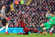 Ливерпуль разгромил Ньюкасл и увеличил отрыв от Манчестер Сити