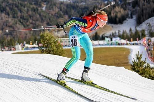 ЧУ-2018 по биатлону. Белкина выиграла женский спринт