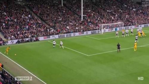 Фулхэм – Вулверхэмптон – 1:1. Видео голов и обзор матча