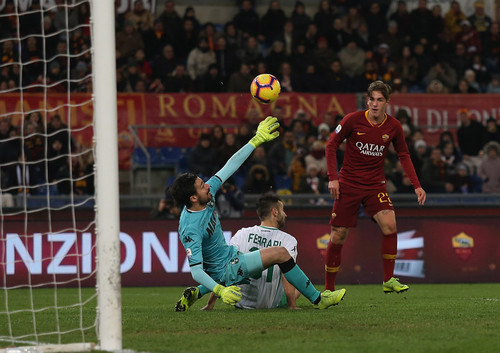 Серия А. Уверенные победы Ромы и Торино