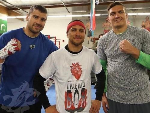 Ломаченко, Усик и Гвоздик – в топ-20 P4P по версии BoxingTalk