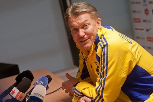 Блохин стал сопредседателем Совета развития профессионального футбола