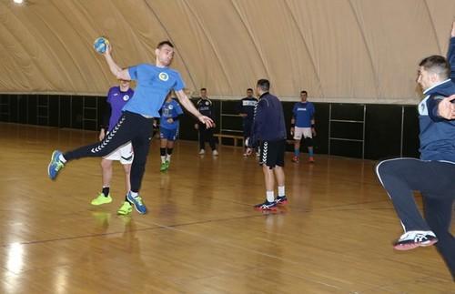 Сборная Украины уступила Египту на Кубке Риги