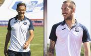 Олимпик покинули два футболиста