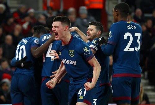 Саутгемптон — Вест Хэм — 1:2. Видео голов и обзор матча
