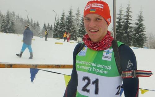 Чемпионат Украины. Бригадир выиграл масс-старт