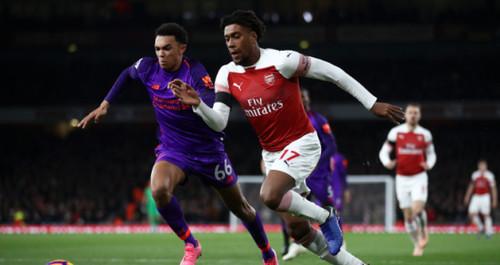 Футбол смотреть онлайн англия премьер лига арсенал ливерпуль