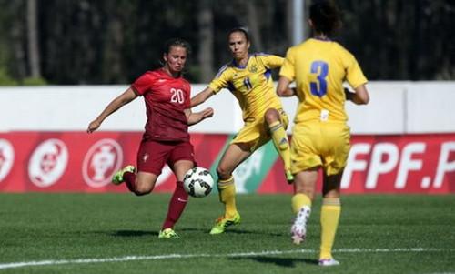 Жіноча збірна України з футболу проведе два спаринги із Португалією