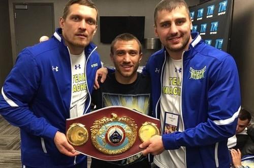 ВИДЕО ДНЯ. Как Усик, Ломаченко и Гвоздик становились чемпионами мира