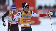 Тур де Ски. Клэбо и Нильссон выиграли спринт в Тоблахе