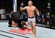 UFC 232. Петер Ян победил техническим нокаутом Силву де Андраде