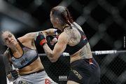 UFC 232. Аманда Нуньес нокаутировала Крис «Сайборг» Жустино