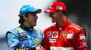 Фернандо АЛОНСО: «Шумахер - мой главный соперник в Ф-1»