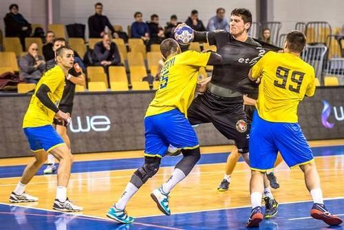 Сборная Украины проиграла Бельгии на товарищеском турнире