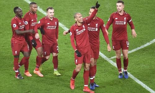 Ливерпуль – Арсенал – 5:1. Видео голов и обзор матча