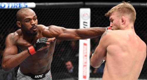 UFC 232. Джон Джонс -  Александр Густафссон: видео нокаута