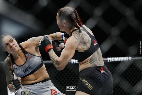 Нуньес – Сайборг: видео боя UFC 232