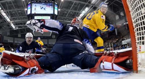 Молодежный ЧМ по хоккею. 5 шайб Канады, Швеция одолела США в овертайме