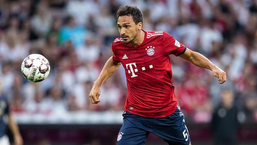 Бавария готова отпустить Хуммельса за 30 млн фунтов