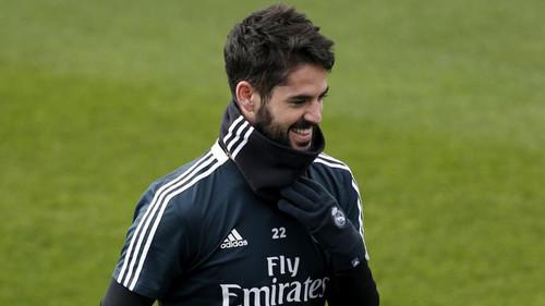 ИСКО: «Я не собираюсь уходить из Реала в январе»