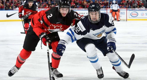 Молодежный ЧМ по хоккею. Обзор матчей Канады, Швеции и Чехии