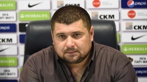 Мазяр может возглавить Горняк-Спорт