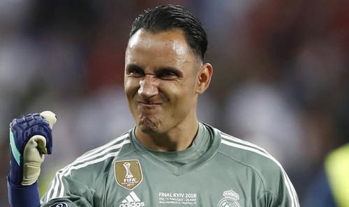 Навас попрощался с болельщиками Реала