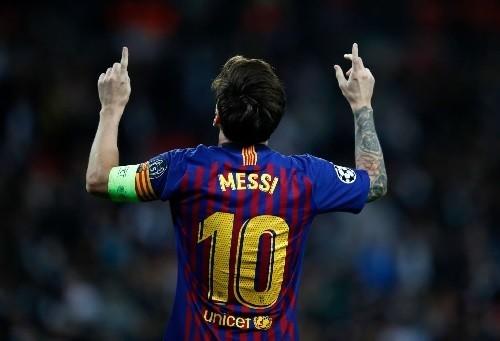 Месси – лучший игрок года по версии Marca