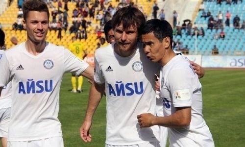 Кирилл Ковальчук проведет в чемпионате Казахстана еще один год