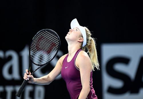 Свитолина проиграла первый матч в новом сезоне