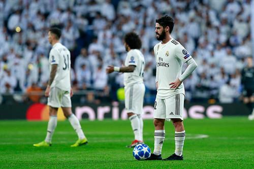 Где смотреть онлайн матч чемпионата Испании Вильярреал – Реал