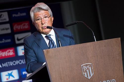 Энрике СЕРЕСО: «Не боимся Роналду»