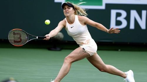Свитолина опустится на шестое место в рейтинге WTA