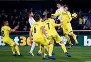 Реал не сумел удержать преимущество в Вильярреале