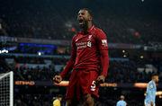 Жоржиньо ВЕЙНАЛДУМ: «В конце матча с Манчестер Сити нам не повезло»