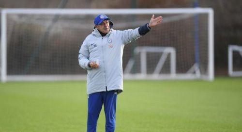 Маурицио САРРИ: «Мы не очень хорошо перемещали мяч»