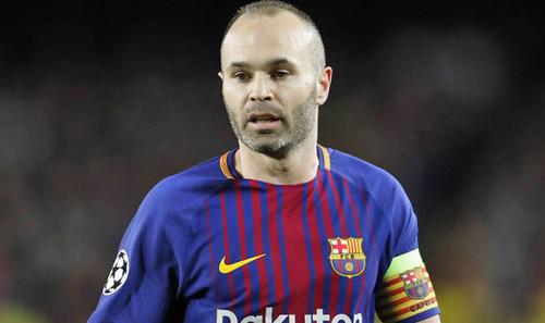 ИНЬЕСТА: «Барселона заслуживает больше титулов в ЛЧ, чем имеет»