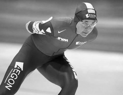Чемпионка мира-2008 по конькобежному спорту ван Дётеком умерла от рака