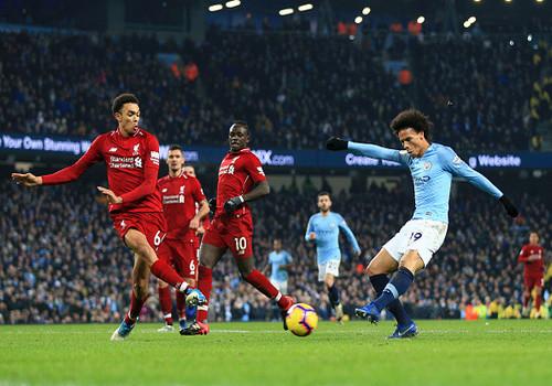 Манчестер Сити нанес Ливерпулю первое поражение в чемпионате