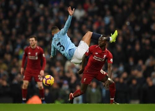 Манчестер Сити — Ливерпуль. Лучшие моменты первого тайма