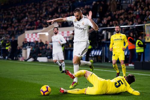 Вильярреал - Реал - 2:2. Видео голов и обзор матча