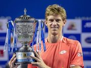 Андерсон выиграл турнир в Пуне