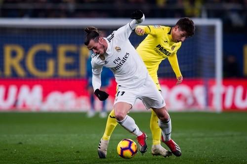Бэйл получил 22 травмы за время выступлений в Реале