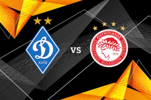 Продажа билетов на матч Динамо – Олимпиакос стартует 8 января
