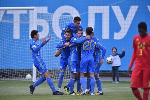 Збірна України U-16 в січні візьме участь у міжнародному турнірі