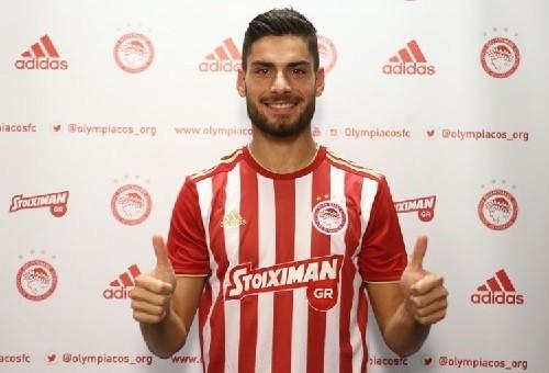 Олимпиакос подписал еще одного нападающего